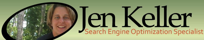 Search Engine Marketing Specialist Jen Keller